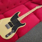 Squier Vintage Modified 51′ Pawnshop Telecaster Butterscotch Blonde Used – Very Good $369.99